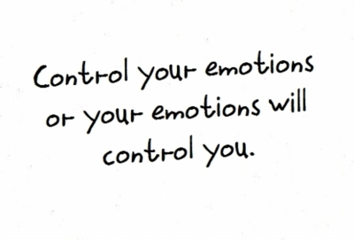 Trading Emotions: Part 2 - 5 Simple Control Mechanisms - Trading ...